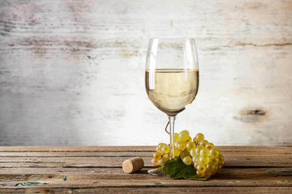 Sauce au vin blanc