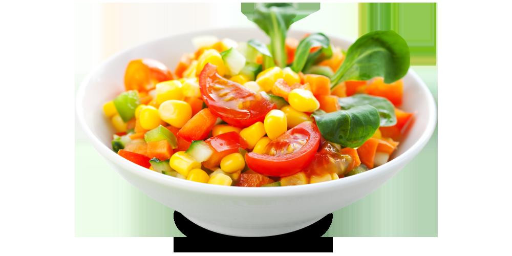 Sunny salad